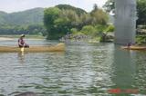 ravenさんは川下り初挑戦!!